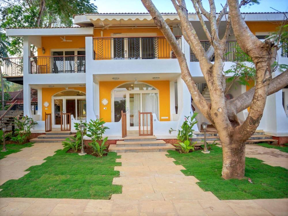 Resort in Baga