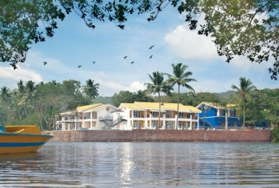 Acron Waterfront Resort in Baga