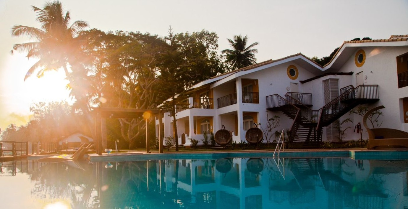 acron waterfront resort in goa