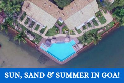 Sun, Sand and Summer in Goa