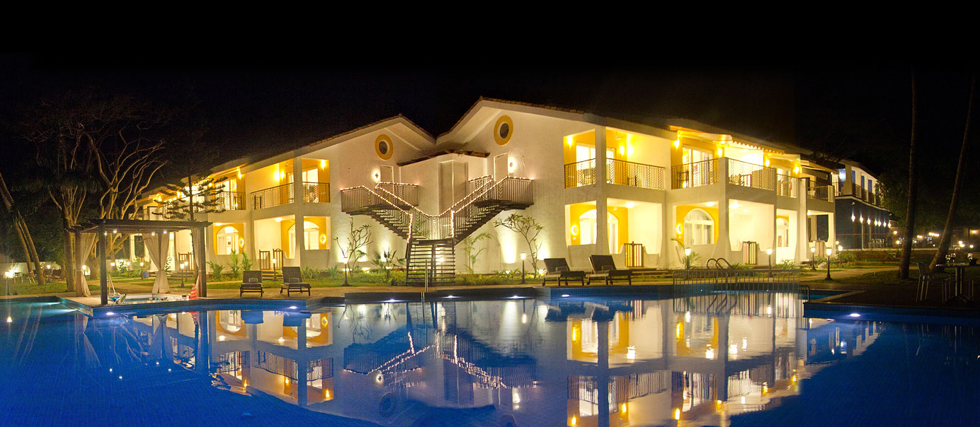Image result for acron waterfront resort goa