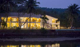 Beach Resort in Goa