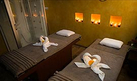 spa treatment at Acron Waterfront Resort in Goa