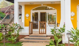 Beach Resort in North Goa