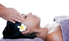 Beauty massage at Acron Waterfront Resort in Goa