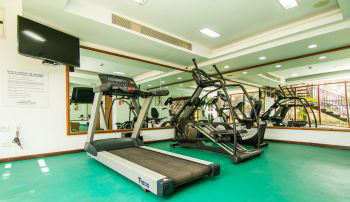 Gym at Acron Waterfront Resort Goa