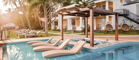 Acron Waterfront Resorts in Goa